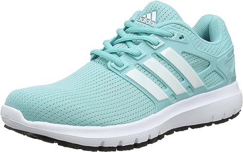 adidas Energy Cloud WTC w, Zapatillas de Trail Running para Mujer, Verde (Mensen/Ftwbla/Negbas), 38 EU: Amazon.es: Zapatos y complementos