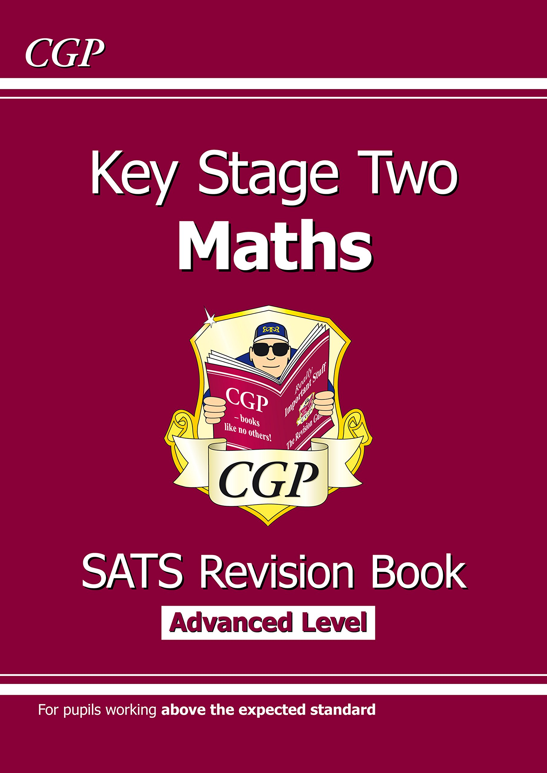 worksheet Sats Worksheets Ks2 ks2 maths targeted sats revision book advanced level for tests in 2018 and beyond cgp amazon co uk cgp
