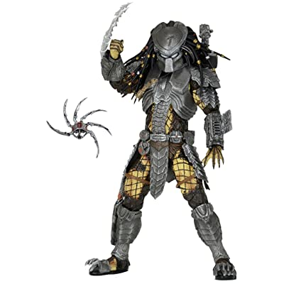 "NECA Predator Series 15 Masked Scar Action Figure, 7"": Toys & Games"