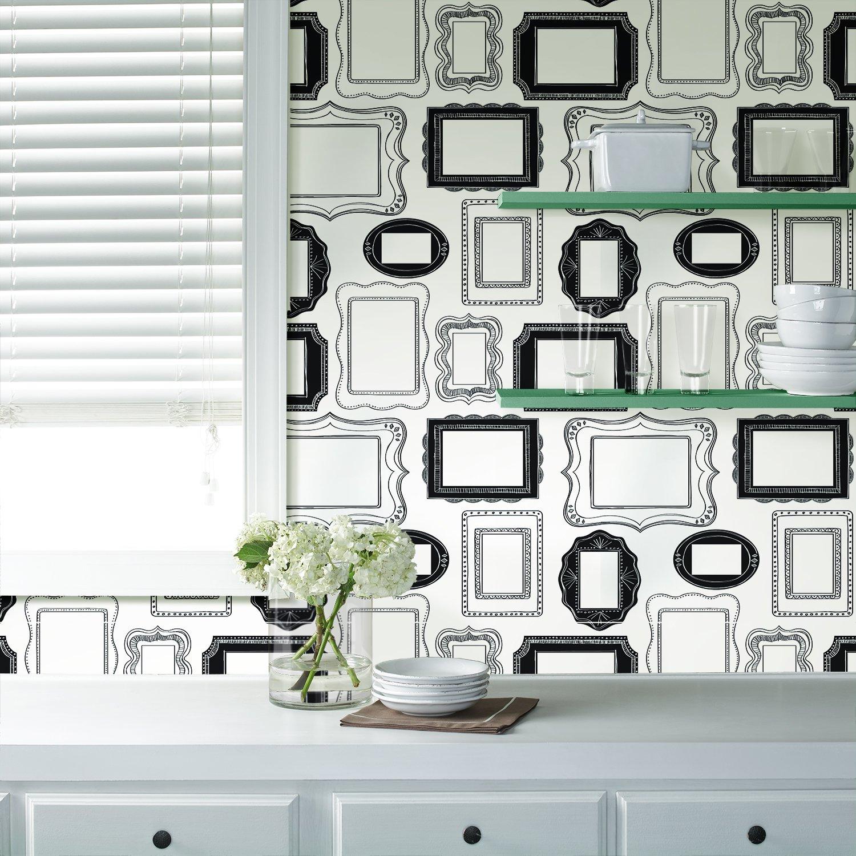 Opp Frames Peel And Stick Wallpaper Amazon