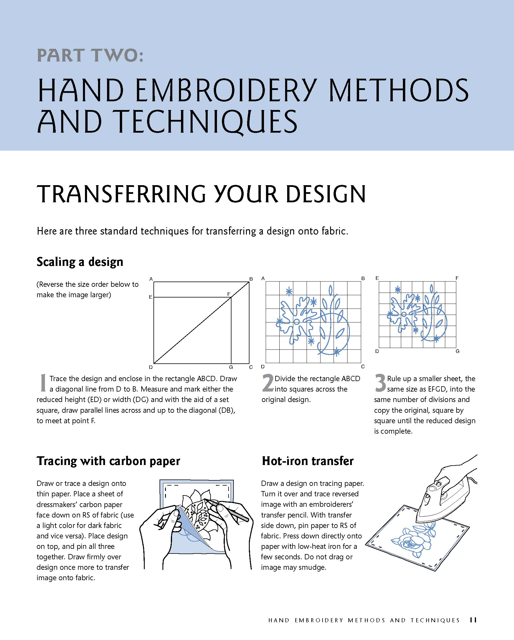Embroidery A Beginners Step By Step Guide To Stitches And