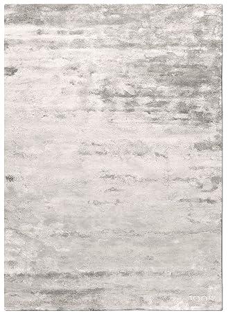 Joop! Teppich Uni Shades, Silver - 140 x 200 cm: Amazon.de: Küche ...