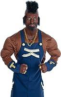 Fun Shack Adult Mr T 80's Mercenary Costume