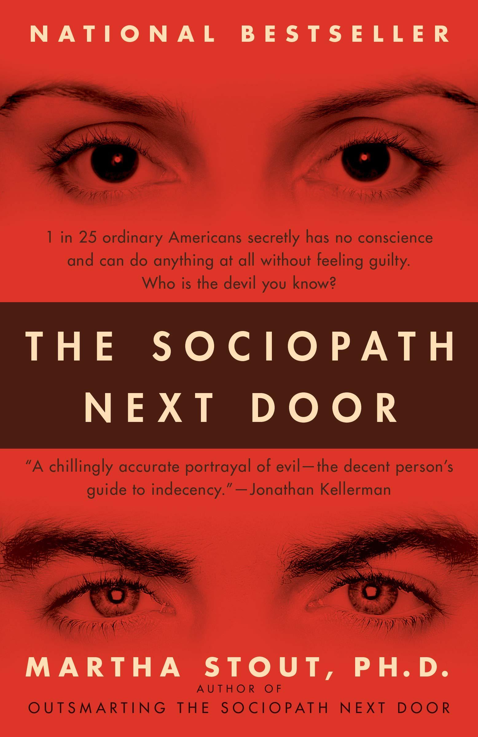 Sociopath a the of eyes Eyes of