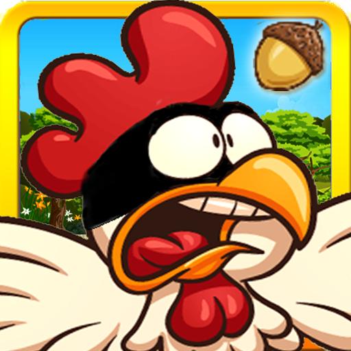 Crazy Ninja Chicken
