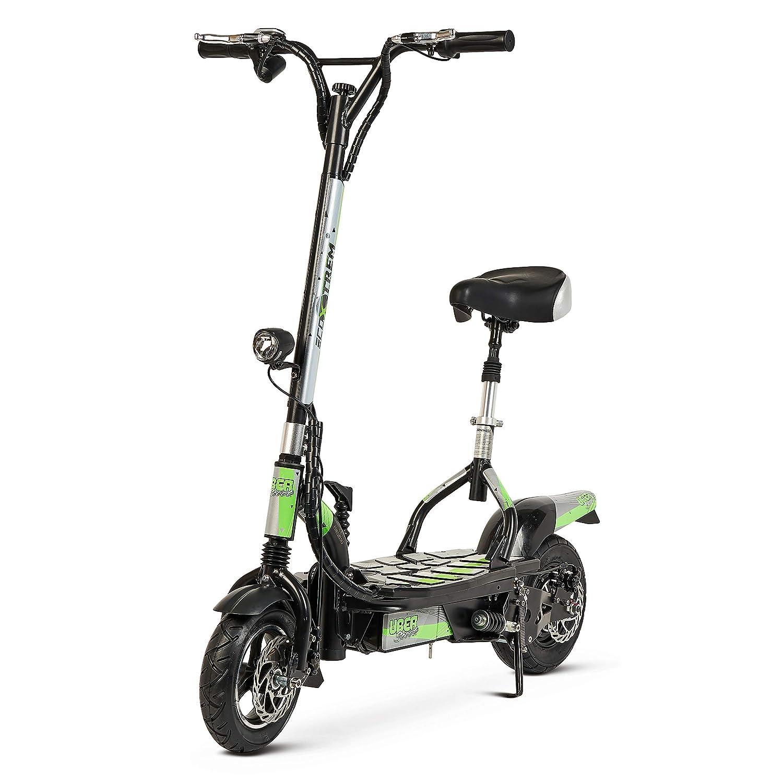 TECNOZONE Scooter, Patinete eléctrico Urbano rápido y ...