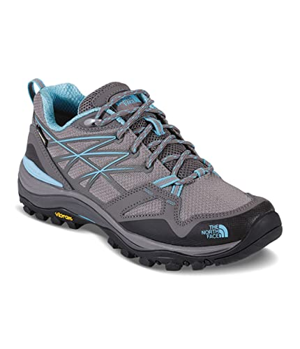 6172a9b647d The North Face Women s Hedgehog Fastpack Gore-Tex - Dark Gull Grey    Fortuna Blue