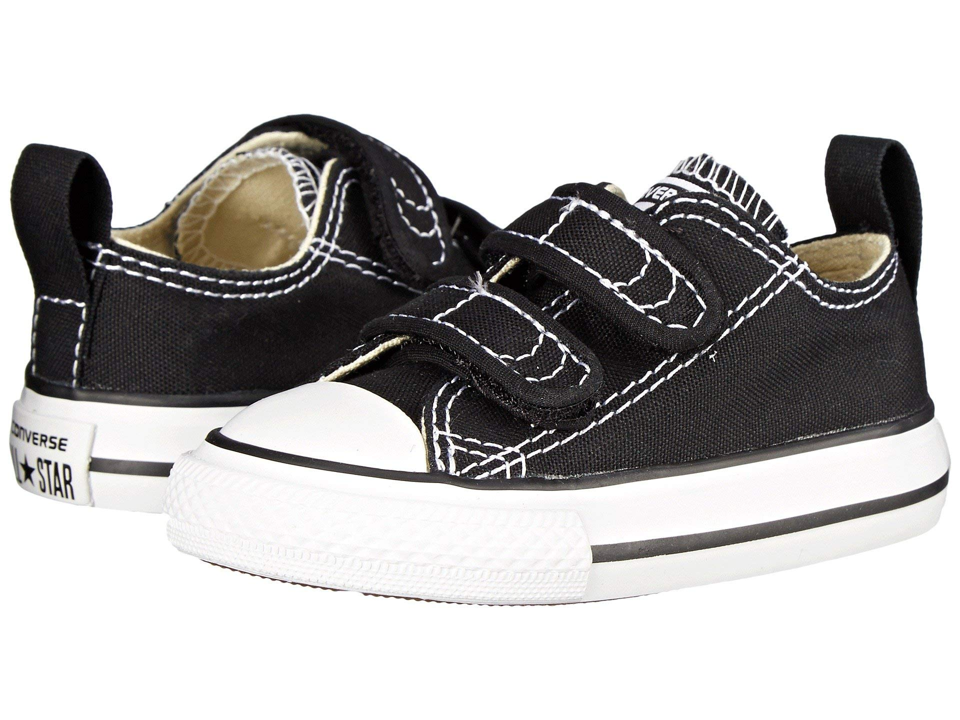 Converse Kids' Chuck Taylor All Star 2v Low Top Sneaker by Converse (Image #1)