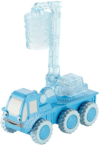 Lofty Talking Vehicle Toys Muck /& Scoop Fisher Price Bob the Builder