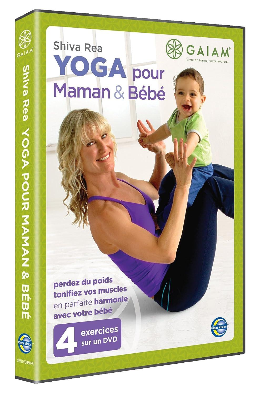 Gaiam : yoga pour maman et bébé avec shiva rea Francia DVD: Amazon.es: Cine  y Series TV
