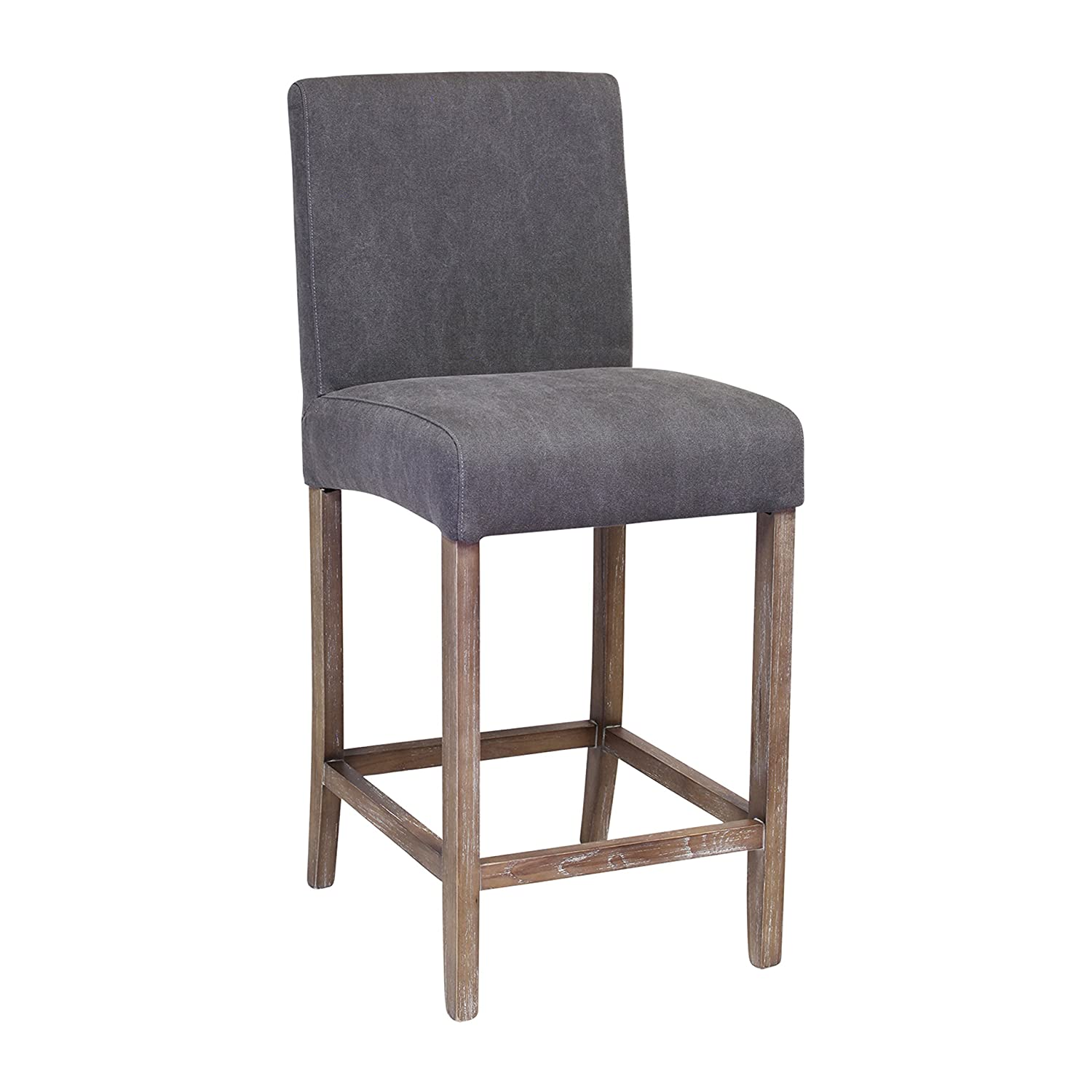 Marvelous Amazon Com Design Tree Home James Counter Stool Frost Grey Cjindustries Chair Design For Home Cjindustriesco
