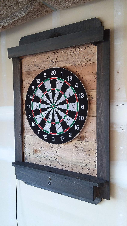Amazon Com Dartboard Cabinet Darts Board Back Board No
