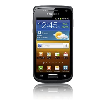 Samsung I8150 Galaxy W Sim Free Smartphone: Amazon.co.uk: Electronics