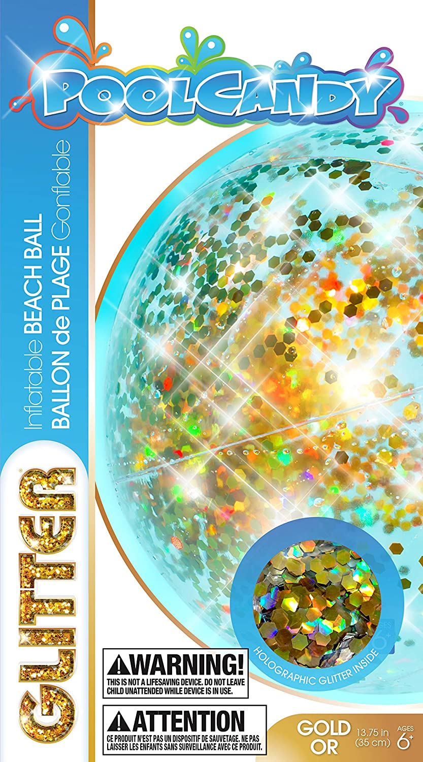 "Summer Holiday Tropical Themed 30/"" Foil Balloon Gold Glitter Holographic Sun"