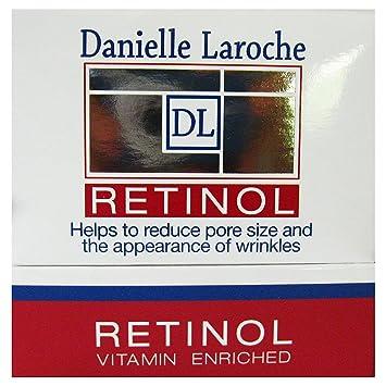 Danielle Laroche Retinol Vitamin A and E Firming Moisturizer Cream