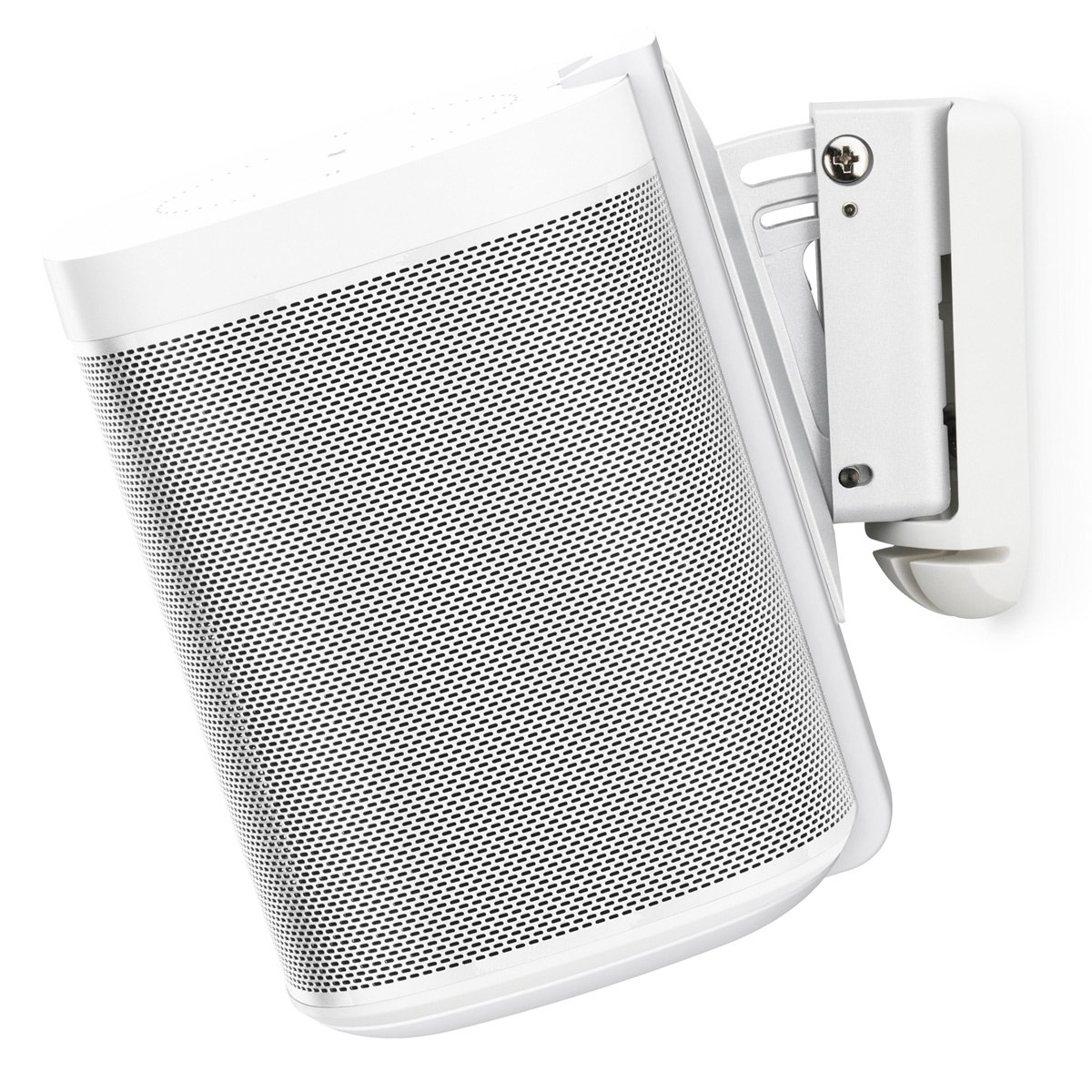 Flexson Wall Mount for SONOS One (Single, White) by Flexson