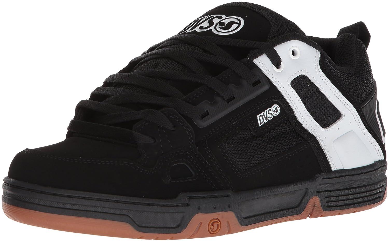 Dvs Footwear Mens メンズ B0741KLRT6 13 D(M) US Black/White Nubuck