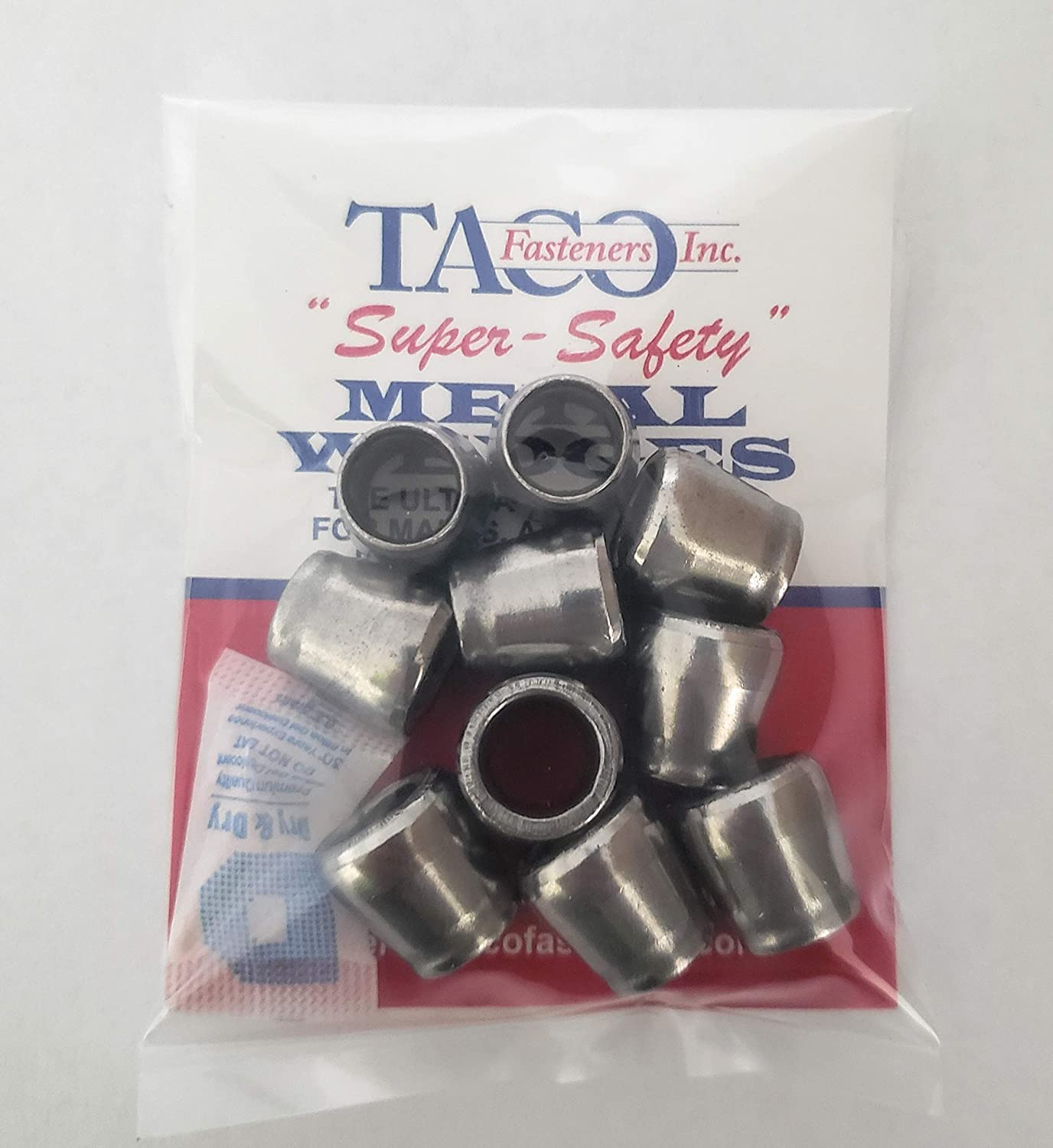 10 Pack Super Safety TR-1 Conical Handle Wedges