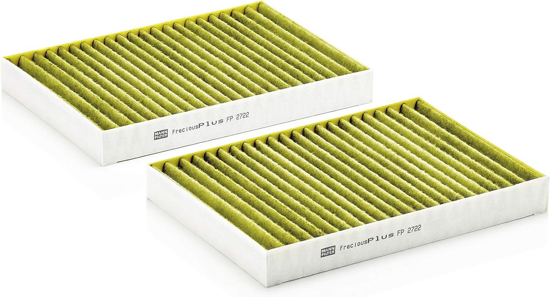 Mann Filter Mann FP 26 007 Heating