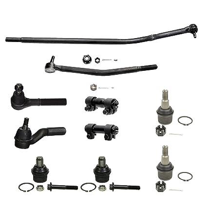 amazon com partsw 10 piece suspension kit for ford e 250 e 350 e rh amazon com