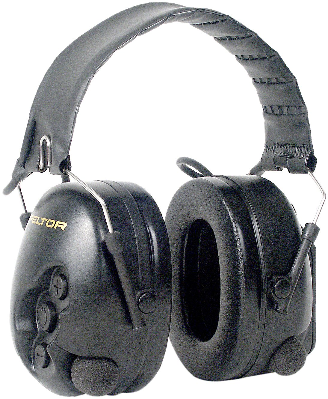 3M MT15H7F SV Over Head Headset, 26dB, Black (Case of 1)