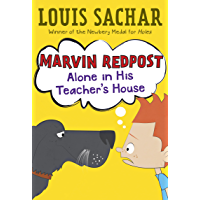 Marvin Redpost #4: Alone in His Teacher's House (English Edition)