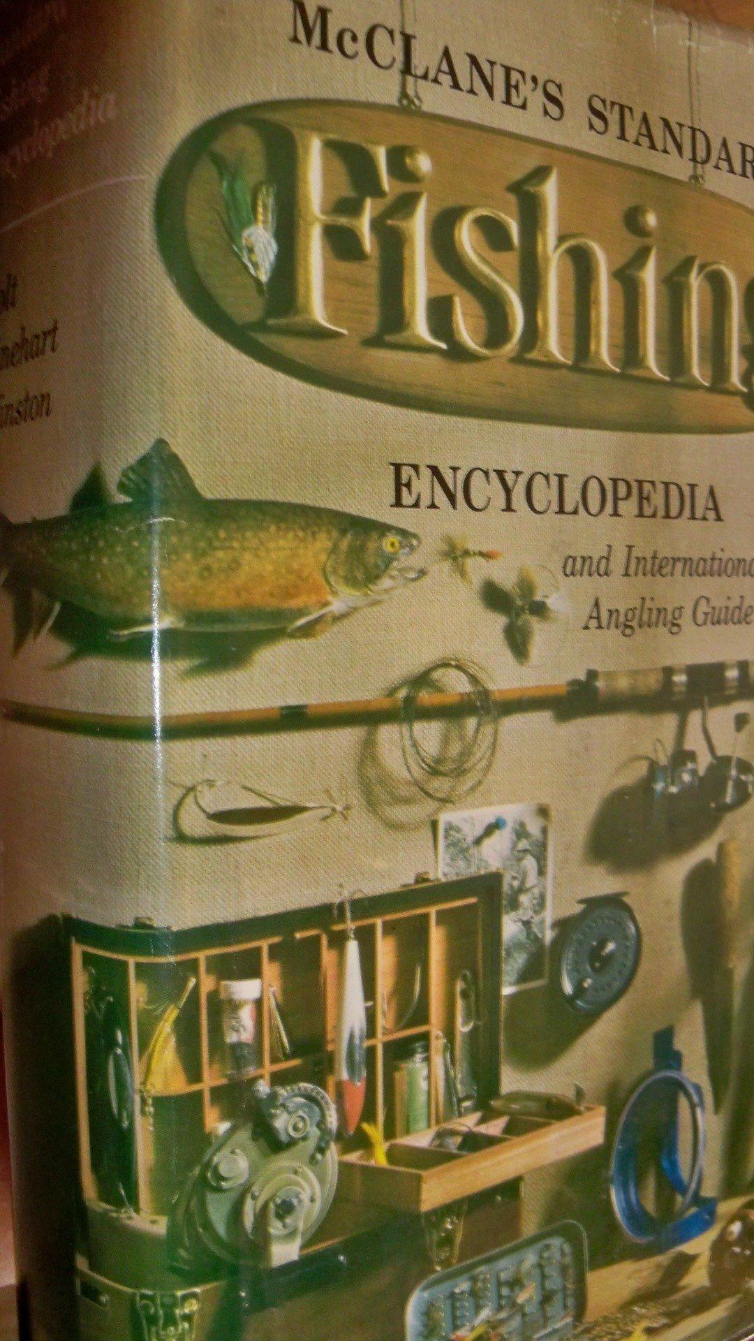 McClanes Standard Fishing Encyclopedia International product image