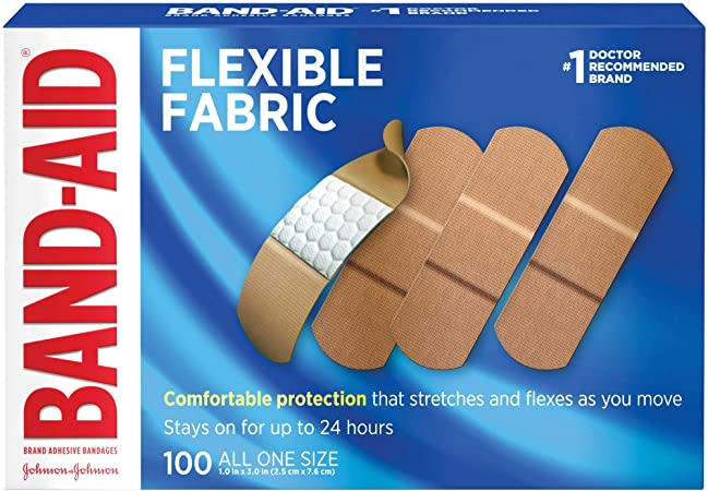 Adhesive Bandages for Minor Wound Care