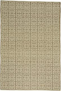 "product image for Chateau Beige 8' 0"" x 10' 0"" Rectangle Hand Loomed Area Rug"