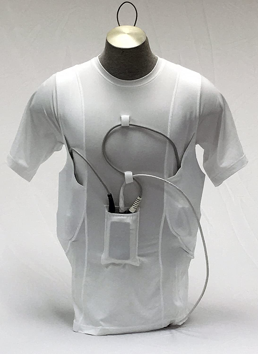 Gorgeous HEARTMATE LVAD Shirt by Small White GEAR