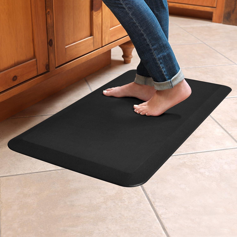 gelpro newlife designer kitchen floor fort mat 20 by 32