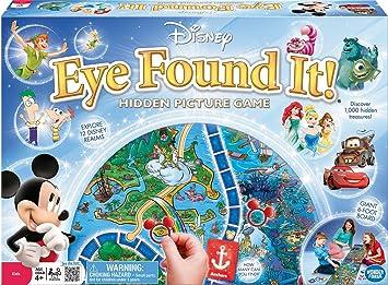 Ravensburger Disney Ojo encontrado! Ocultos Juego Imagen