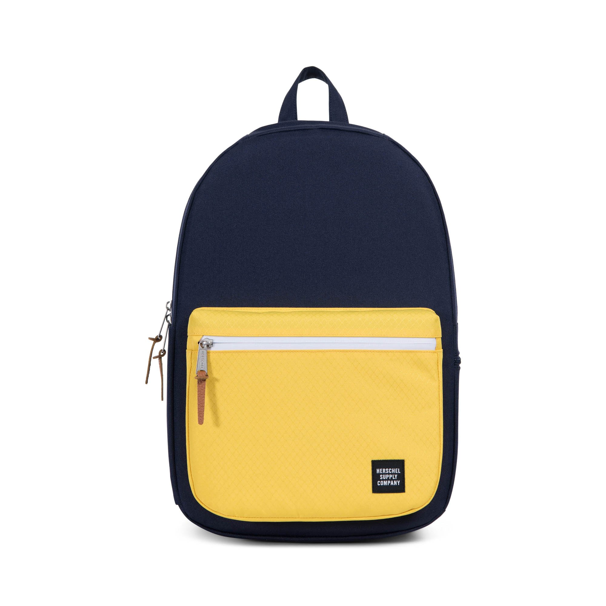 Herschel Supply Co. Harrison Backpack, Peacoat/Cyber Yellow