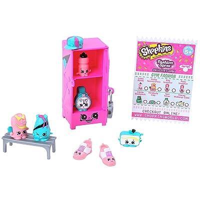 Shopkins Fashion Gym Fashion Collection: Toys & Games