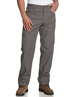 228e690c5b9 Carhartt Men s Relaxed-Fit Washed Twill Dungaree Pant at Amazon ...