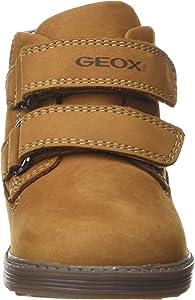 Geox B Hynde Boy WPF A, Stivali Bambino