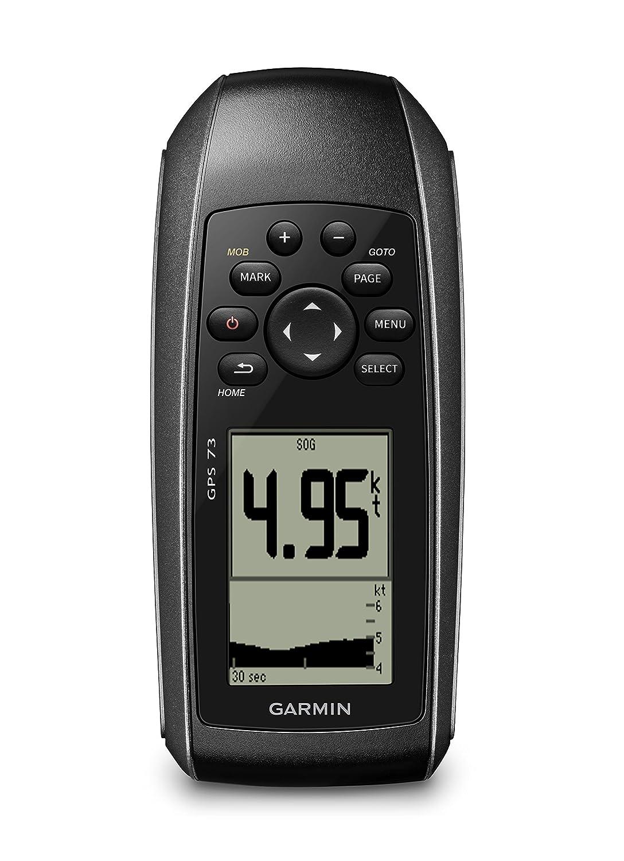 Garmin 010-01504-00 GPS 73, International GPS-Handgerät für die Navigation