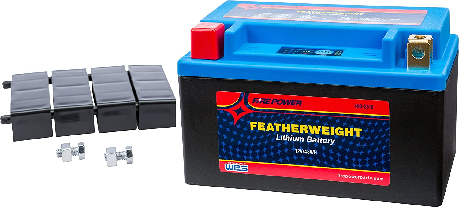 FirePower Featherweight Lithium Battery HJTX14H-FP-IL