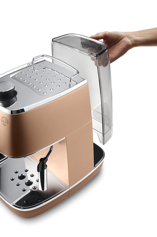 Energy Class A Bronze DeLonghi Distinta ECI341BZ Traditional Pump Espresso Machine De/' Longhi ECI 341.BZ 0132104145
