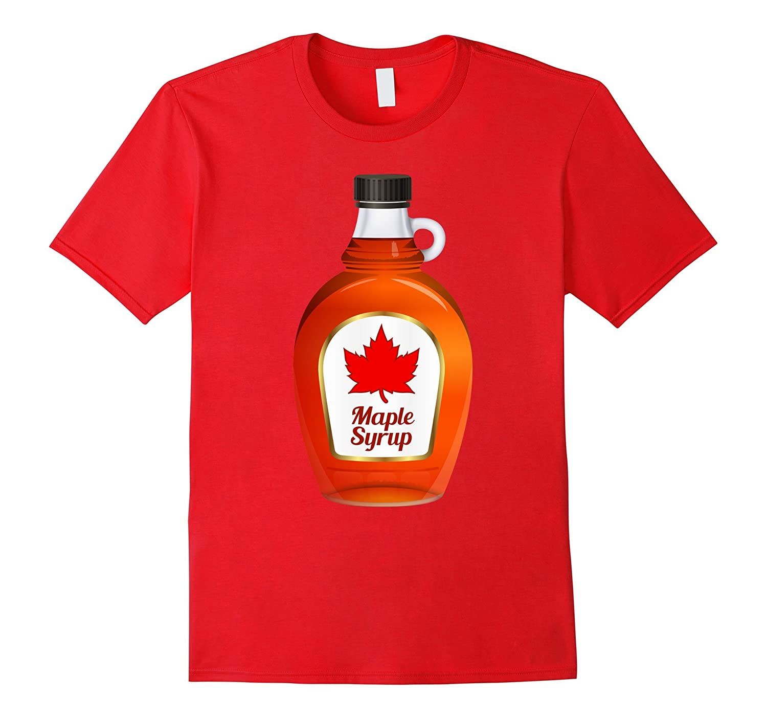 December 17th - Maple Syrup Day T-Shirt-Art