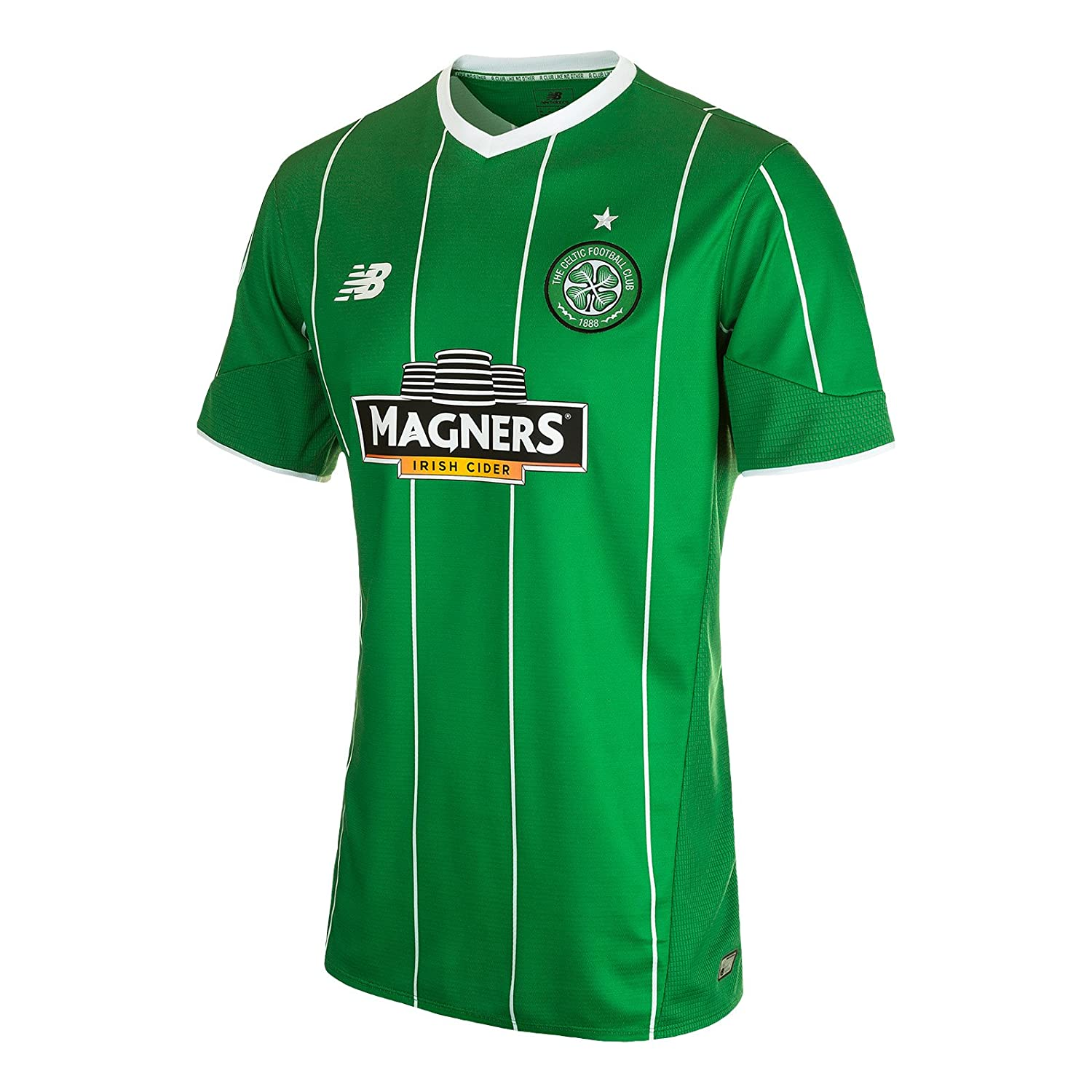 detailed look a70ba a815a Amazon.com: NIKE Commons #15 Celtic FC Away Soccer Jersey ...