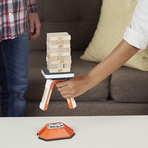 Hasbro Gaming Jenga Pass Desafío: Amazon.es: Juguetes y juegos