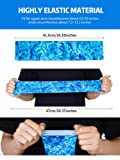 Boao 10 Pairs UV Protection Cooling Arm Sleeves