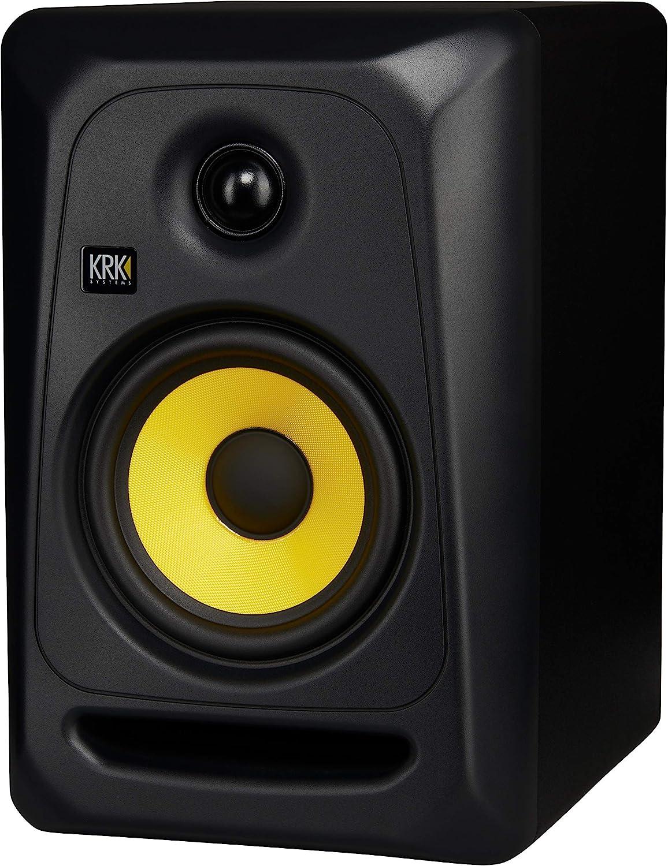 "KRK Classic 5 Professional Bi-Amp 5"" Powered Studio Monitor"