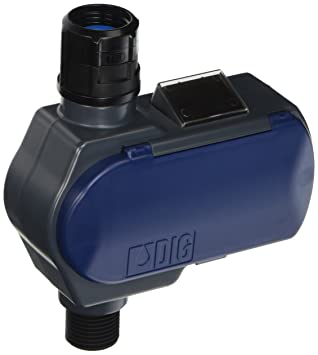 Amazoncom DIG EVO100 Waterproof Solar Powered Digital Hose End