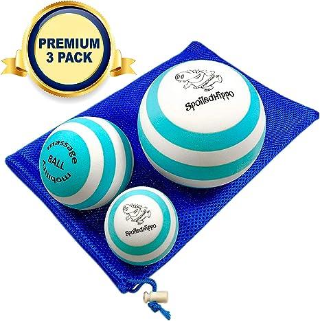 Masaje pelota – 3 Set – terapia de masaje de tejido profundo ...