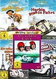 Herbie - Collection: Ein toller Käfer | Dreht durch | Fully Loaded | Rallye Monte Carlo | Groß in Fahrt (5-DVD)