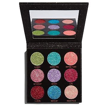 Makeup Revolution Palette di ombretti Glitter Abracadabra