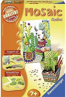 Mosaic Junior Kreativsets für Kinder Cats Basteln Spiel Deutsch 2019