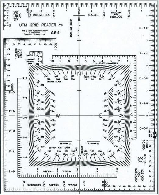 Workbook coordinate plane worksheets that make pictures : Amazon.com: Westcott UTM Map Grid Reader/Plotter, 5